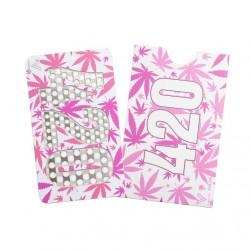GRINDER CARD - 420 PINK