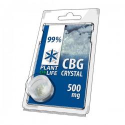 99% CBG CRYSTAL 500 MG