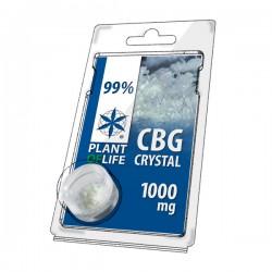 99% CBG CRYSTAL 1000 MG