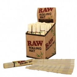 Raw Bamboo Rolling Mats -...