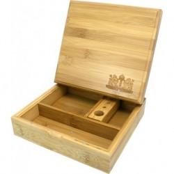 Bamboo Rolling Box -...