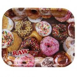 Raw Tray - Donuts 27x33cm