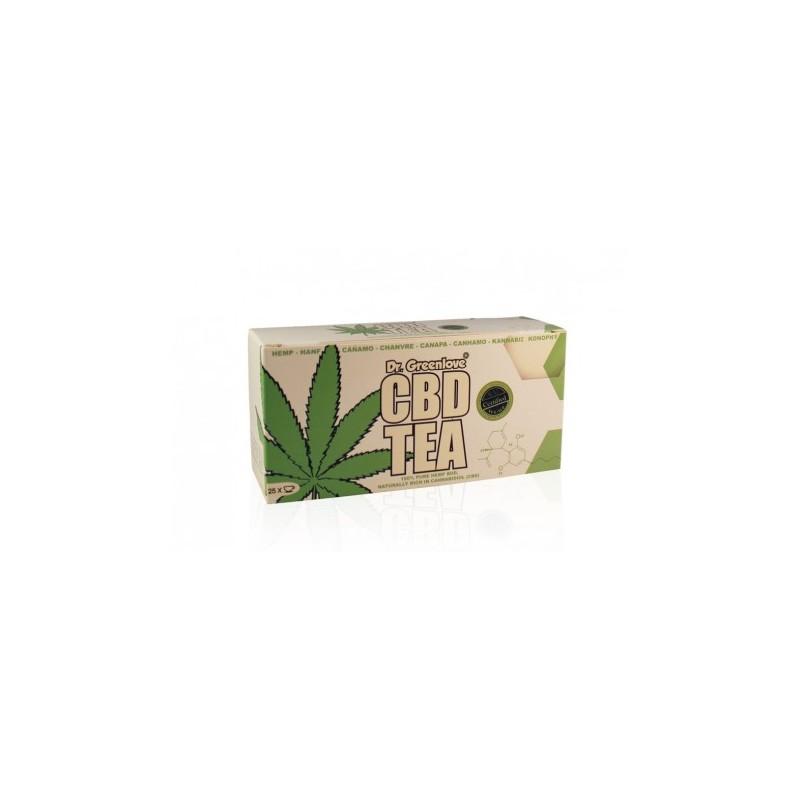 Cannabis CBD Tea - Dr Greenlove