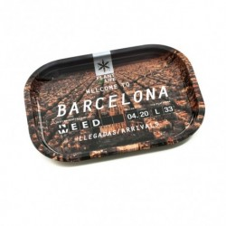 ROLLING TRAY BCN WELCOME...