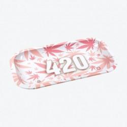 Tray large 27x16cm - Rosa 420