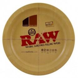 Raw Round Tray 12cm