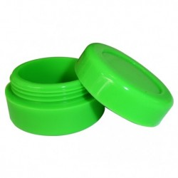 Silicone container - Green