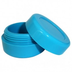 Silicone container - Blue
