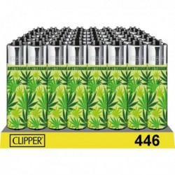Clipper Lighters - Green...