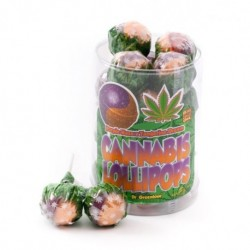 HEmp Lollipops - Purple...