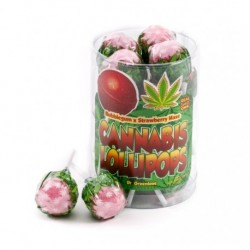 Hemp Lollipop - Bubblegum /...