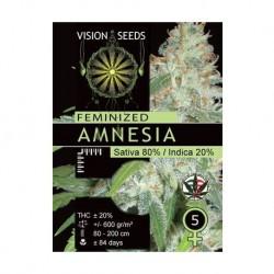 Amnesia Fem - Vision - 5 Seeds