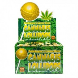 Hemp Lolly Bubblegum x...