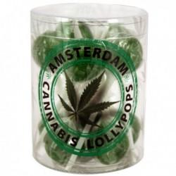 Lecca lecca di cannabis...