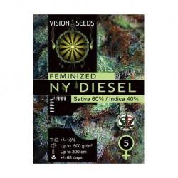 NY Diesel - 10 Seeds - Vision