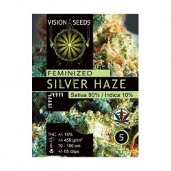 Silver Haze 5 Seeds Fem -...