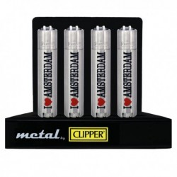 Clipper Metal Lighters - I...