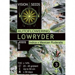 Lowryder Feminized Auto -...