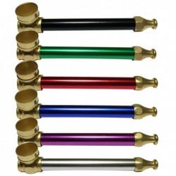 Pipa Metallo 11cm - 25 pz
