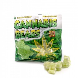 Caramelle - Cannabis Bears...