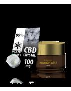 CBD & CBG Crystals | Wholesale Plant of Life Crystals