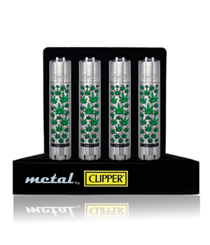 Clipper Metal Lighters