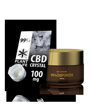 99.9% CBD CRYSTAL
